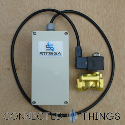 STREGA LoRaWAN Smart-Valve - Pilot Assisted