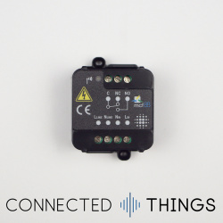 mcf88 LoRaWAN Wireless Relay Switch