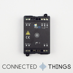 mcf88 LoRaWAN Single-Phase Energy Meter with I/O