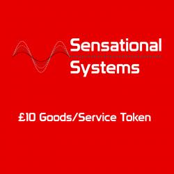Service token - £10