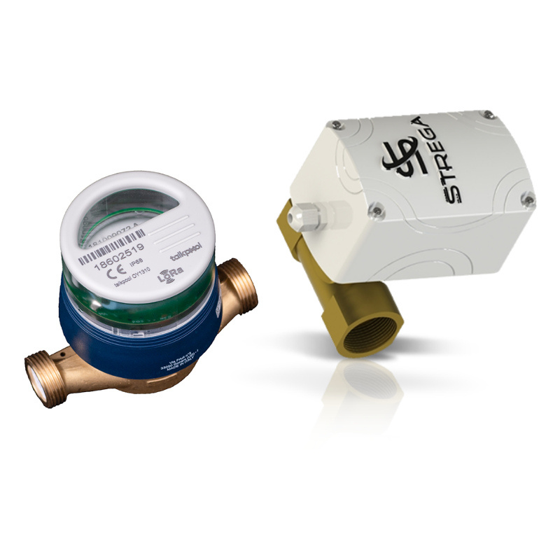 Water Valves & Meters
