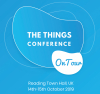 Join us at The Things Conference UK and CENSIS Tech Summit!